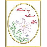 Trapunto Mixed Greeting Cards 02