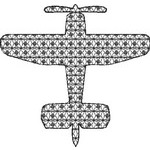 Basic Blackwork Plane 04
