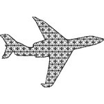 Basic Blackwork Plane 05