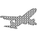 Basic Blackwork Plane 11