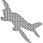 Basic Blackwork Plane 19