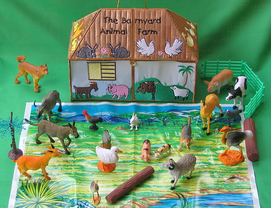 The Barnyard Animal Farm