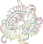 Ink Roosters