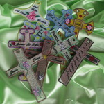 Bible Crosses FSL Bookmarks