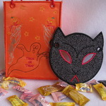 Trick or Treat Gift Bag with Mask